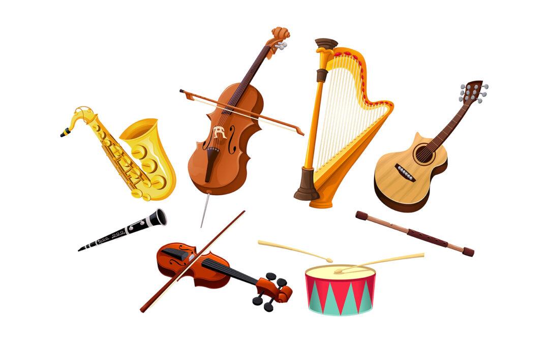 Library Instrument Rental Scheme