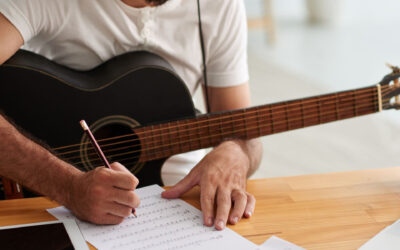 Songwriting in February Midterm