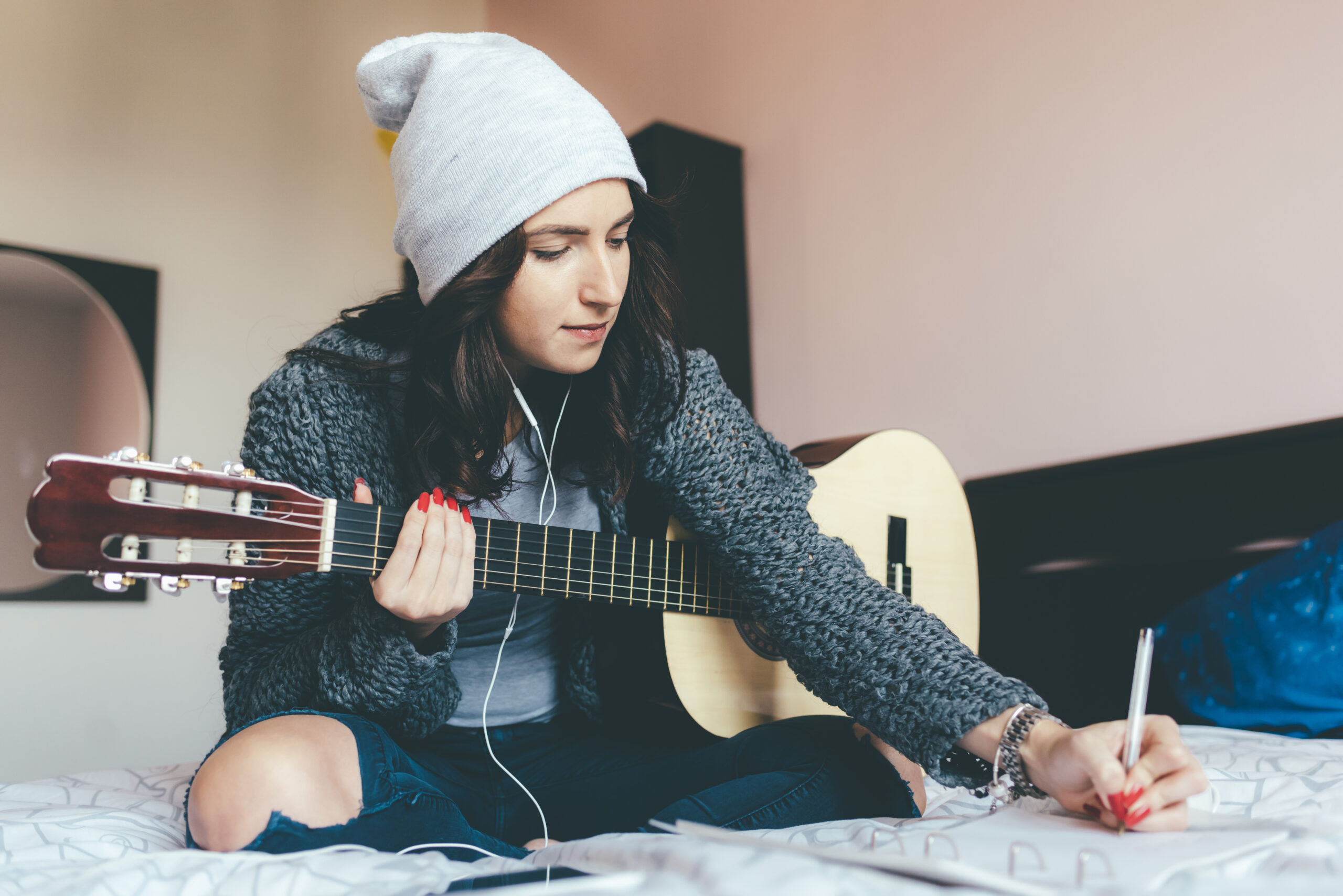 Easter 2021                                                                     Online Songwriting & Music Production Programme