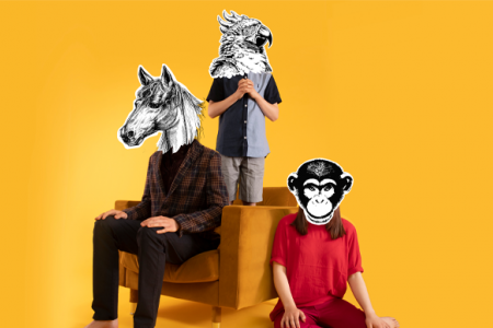 Youth Opera – Horse Ape Bird