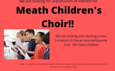 Meath Children's Choir